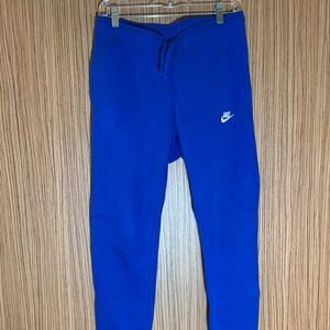 Men's Royal Blue Nike Sweats